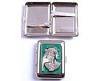 Портсигар на 18 сигарет Нефертити №2439-9 SO