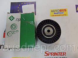 Ролик паразитний VW Crafter 2.5 TDI (гладкий) d=90mm пр-во INA 532 0535 10