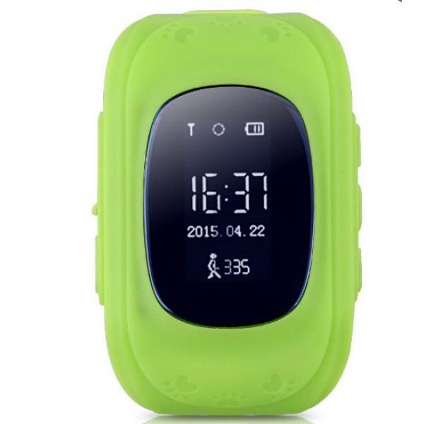"""Детские умные часы Smart Watch GPS трекер Q50/G36 Green - Оптовый интернет магазин """"MegaDeals"""" в Киеве"""