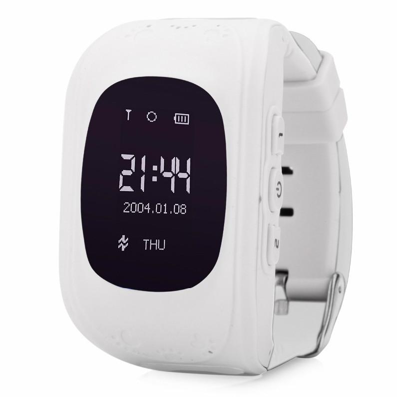 Детские умные часы Smart Watch GPS трекер Q50/G36 White
