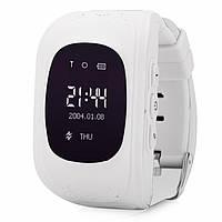 Детские умные часы Smart Watch GPS трекер Q50/G36 White, фото 1