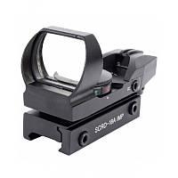 Голографический прицел коллиматорный Vector Optics Imp (1x22x34). Для быстрой стрельбы. Не дорого.  Код: КГ334