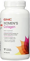 GNC WOMEN'S COLLAGEN 180 caplets