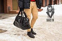 Мужская кожаная PU урбан сумка mod.Danberg