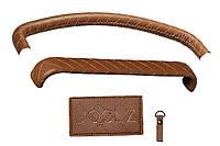 Набор кожаных накладок к коляске TAILOR Brown JOOLZ DAY (170397)