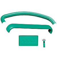 Набор кожаных накладок к коляске TAILOR Emerald Green JOOLZ DAY (170458)