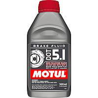 Тормозная жидкость MOTUL DOT 5.1 Brake Fluid 0,5л