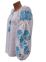 """Жіноча вишита блузка """"Негбі"""" (Женская вышитая блузка """"Негби"""") BN-0083"""