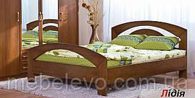 Кровать Лидия с подъемным механизмом  140х200 Венгер