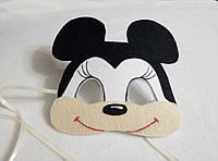 Карнавальная маска Сказочные герои Микки Маус