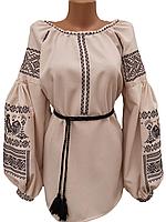 """Вишита жіноча блузка """"Неллан"""" (Вышитая женская блузка """"Неллан"""") BN-0084"""