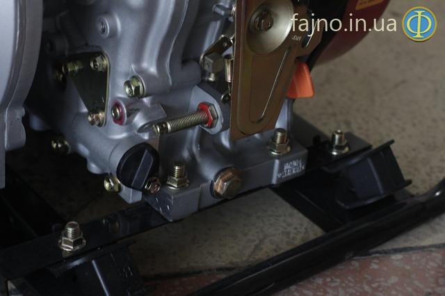Дизельная мотопомпа Weima CGZ100-30 фото 5