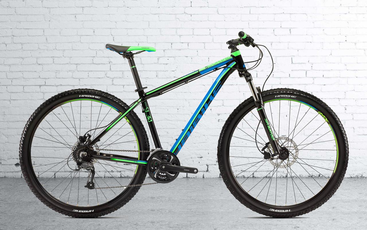 "Велосипед Haibike Big Curve 9.30 29"", рама 55см, 2016"