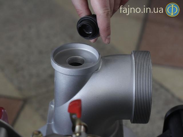 Дизельная мотопомпа Weima CGZ100-30 фото 8
