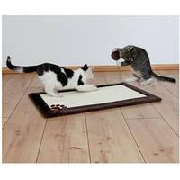 TRIXIE Когтеточка для кошки - коврик с игрушкой 70 x 45 cm