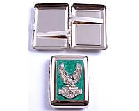 Портсигар на 18 сигарет Харлей Дэвидсон №2439-7 SO