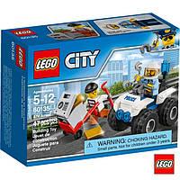 Лего City Арешт на всюдиході 60135