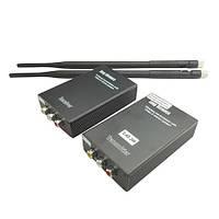 8 канальный 3 Вт комплект беспроводной передачи видео на частоте 2.4 Ghz на расстояние до 2 км (BADA СХ-3000)