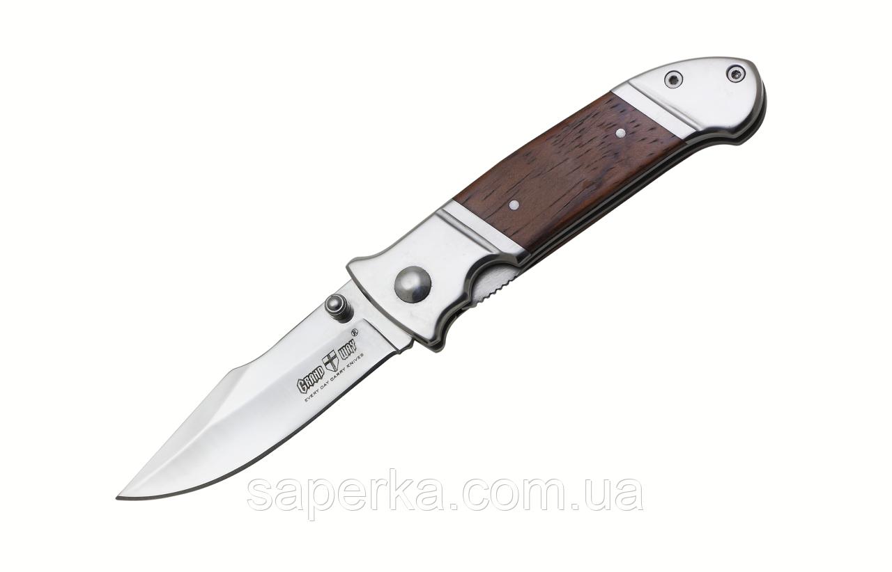 Нож складной карманный универсальный Grand Way 01987 C