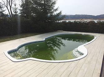 Расконсервация/запуск бассейнов