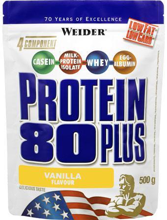 Protein 80 Plus Weider 500g