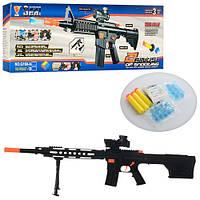 Детский автомат G190-B  стреляет гелевыми пулями