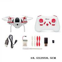 Квадролет T902C с гироскопом, камера, аккум. USB, вращ. на 360°, LED-свет кор. 29*8,5*18,5