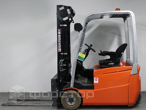 Электропогрузчик Toyota BT C3E160 б/у
