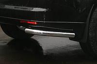 Защита задняя SsangYong Rexton (2012-) /углы Ø60