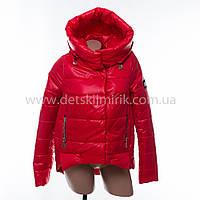 """Демисезонная куртка женская прямая """"Лидия"""",весна 2017 года"""