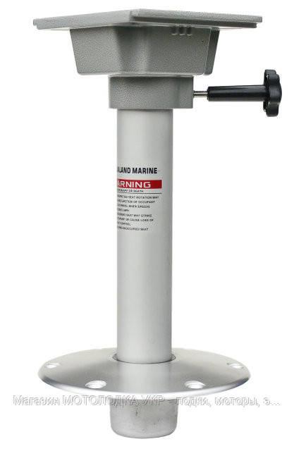 Опора под сиденье 15 дюймов (38см) со слайдером 2010015