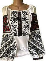 "Жіноча вишита сорочка (блузка) ""Нейлон"" (Женская вышитая рубашка (блузка) ""Нейлон"") BT-0068"