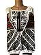 "Жіноча вишита блузка ""Нейлон"" (Женская вышитая блузка ""Нейлон"") BT-0068, фото 3"