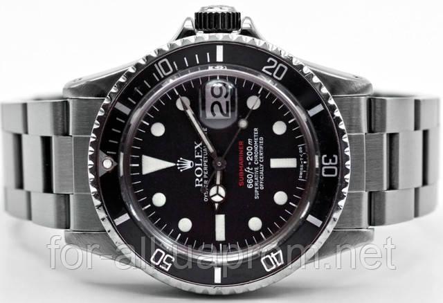 Кварцевые наручные часы Rolex Submariner Silver R6136 в интернет-магазине Модная покупка