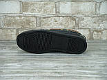 Мокасины топсайдеры Sebago Docksides кожаные black (Реплика ААА+), фото 3
