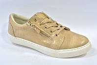 Женские слипоны, туфли на широкую ножку на шнуровке низком ходу с теснением под рептилию