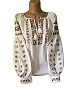 """Жіноча вишита блузка """"Нарсін"""" (Женская вышитая блузка """"Нарсин"""") BT-0069"""