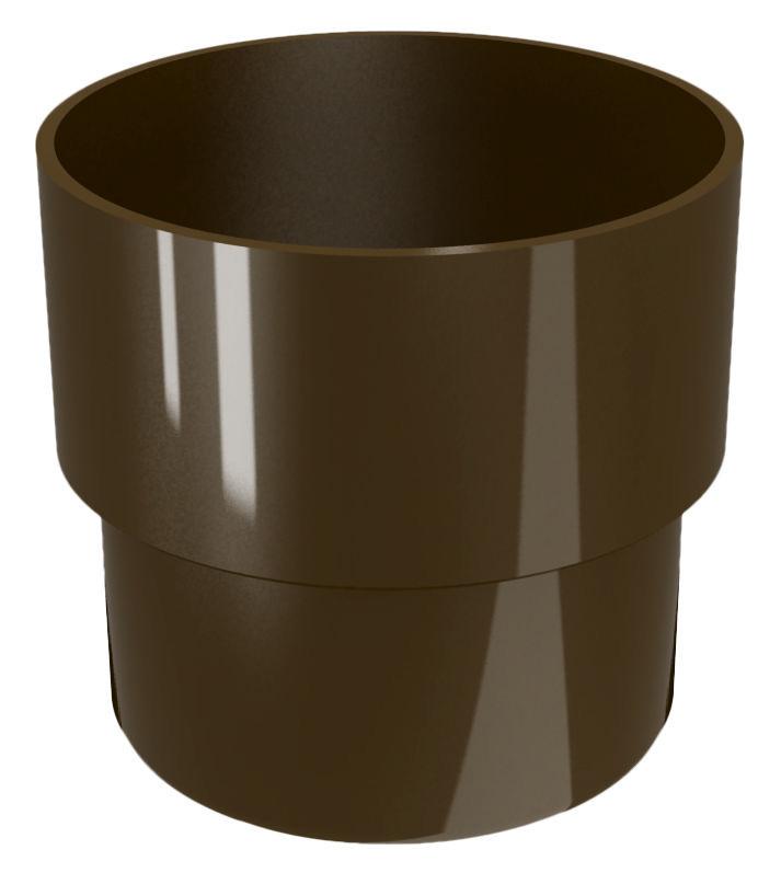 Соединитель трубы водосточной. Водосточная система Devorex