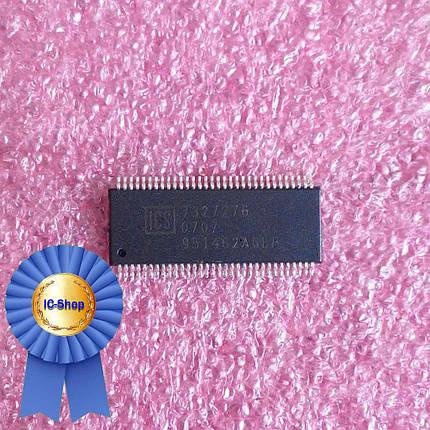 Микросхема ICS 951462AGLF ( ICS951462AGLF ), фото 2