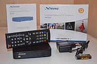 DVB-T2 Тюнер (ресивер) Т2 STRONG SRT 8204 HD