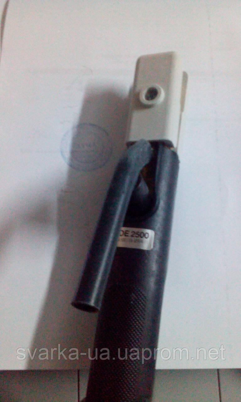 Электрододержатель ABICOR BINZEL DE 2500 (500А)  512.D090