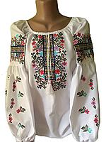 """Вишита жіноча блузка """"Мевісін"""" (Вышитая женская блузка """"Мевисин"""") BT-0072"""