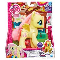 My Little Pony Пони-модница Флаттершай с артикуляцией Hasbro