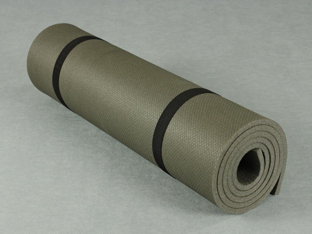 Коврик для йоги, фитнеса и гимнастики - Фитнес 10, размер 60 х 150 см, толщина 10 мм.
