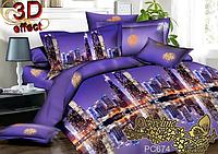 Семейный комплект постельного белья Sveline Tekstil PC674 (поликоттон)
