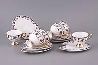 Набор кофейный Букет 12 предметов 200 мл  Lefard 86-008
