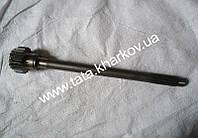 Вал первичный с шестерней L-375mm, Z-14/21/18DongFeng 354/404