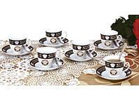 Чайный сервиз Zillinger ZL 741 B 18 предметов