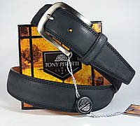 Кожаный ремень Tony Perotti 165 (Италия)