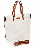 Женская кожаная сумка 0094 White
